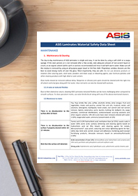 Microsoft Word - Asis material safety data sheet.docx